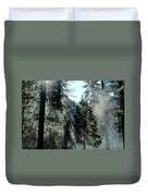 Tree Breath Duvet Cover