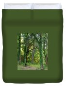 Tree Cathedral 2 Duvet Cover
