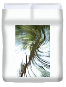 Tree Diptych 1 Duvet Cover