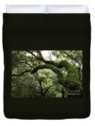 Tree Drama Duvet Cover