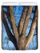 Tree Fork Duvet Cover
