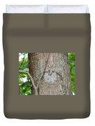 Tree Heart Duvet Cover