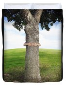 Tree Hugger 3 Duvet Cover