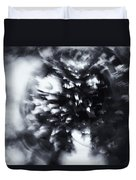 Tree Implosion Duvet Cover