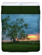 Tree Impression Duvet Cover
