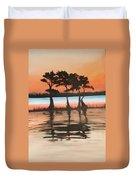 Tree Kings Duvet Cover