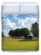 Tree Line Duvet Cover