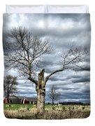 Tree Man Duvet Cover