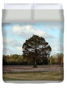 Tree No Fog Duvet Cover