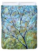 Tree Number Two Duvet Cover