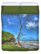Tree Of Clouds Duvet Cover