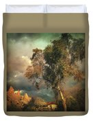 Tree Of Confusion Duvet Cover