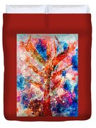 Tree Of Dreams Duvet Cover