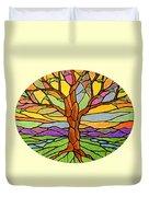 Tree Of Grace 2 Duvet Cover