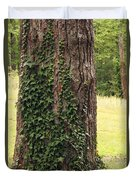 Tree Of Ivy Duvet Cover