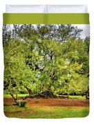 Tree Of Life 2 - Paint  Duvet Cover