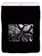 Tree Of Thorns B Duvet Cover