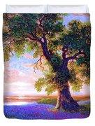 Tree Of Tranquillity Duvet Cover