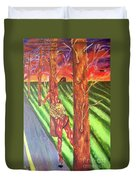 Tree Perspective Duvet Cover