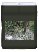 Tree Roots And Lithia Springs Duvet Cover