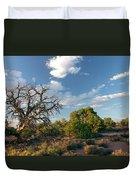 Tree Sky Utah Duvet Cover