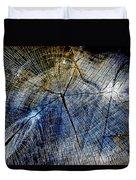 Tree Slab - 5025 Duvet Cover