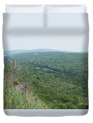 Tree Top Valley Duvet Cover