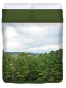 Tree Tops Duvet Cover