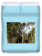 Tree Tops And Beyond Duvet Cover