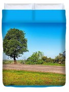 Tree With A View Duvet Cover