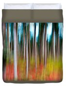 Treecolour Duvet Cover