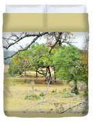 Trees 013 Duvet Cover