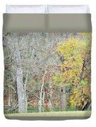 Trees 024 Duvet Cover