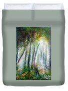 Trees 1 Duvet Cover