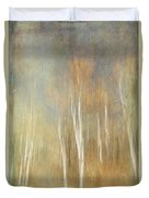 Trees Ethereal Grove Duvet Cover