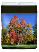 Tree's In The Forest 4 Duvet Cover
