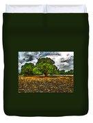 Trees Duvet Cover