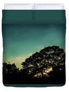 Trees - San Salvador V Duvet Cover
