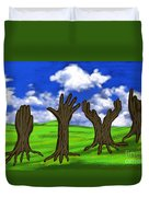 Trees #0078 Duvet Cover
