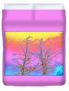 Treetops 1 Duvet Cover