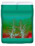 Treetops 2 Duvet Cover