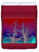 Treetops 4 Duvet Cover