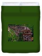 Trestle Duvet Cover