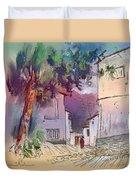 Trevelez 05 Duvet Cover