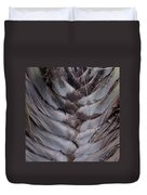 Triangle Palm 2 Duvet Cover