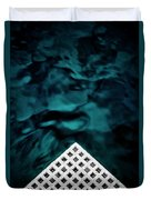 Triangular Abstract Duvet Cover