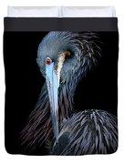 Tricolor Duvet Cover