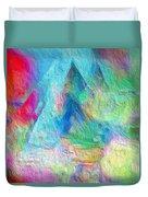 Tricolour Duvet Cover