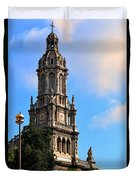 Trinity Church Duvet Cover
