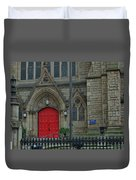 Trinity Episcopal Cathedral Duvet Cover